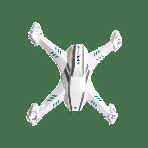 Chassis inférieur pour drone VEGA