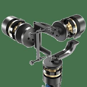 Feiyu G100 - 3-axis stabilizer