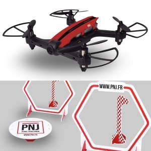 Pack découverte drone de course