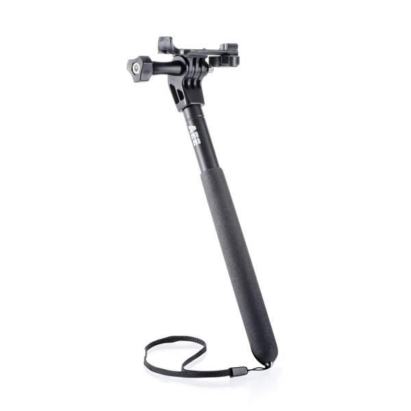 Perche Télescopique pour caméra, fixation 3 pattes