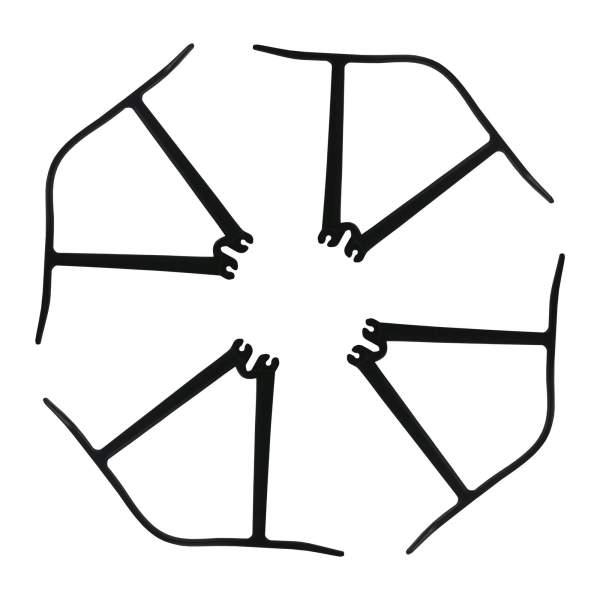 Lot de protections d'hélices pour R-FLYER HD