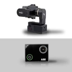 Pack aventure : votre caméra Lyfe Silver et son stabilisateur WG2