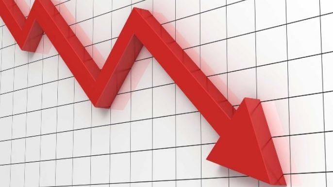शेयर बजार : दोहोरो अङ्कले घट्यो