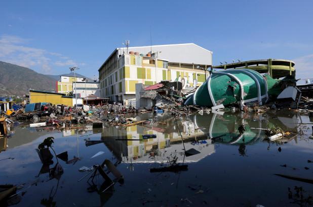 भूकम्प र सुनामीमा परी ज्यान जानेको सङ्ख्या १४ सय पुग्यो