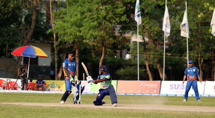 पिपिएल क्रिकेटमा काठमाडौँ र धनगढी विजयी