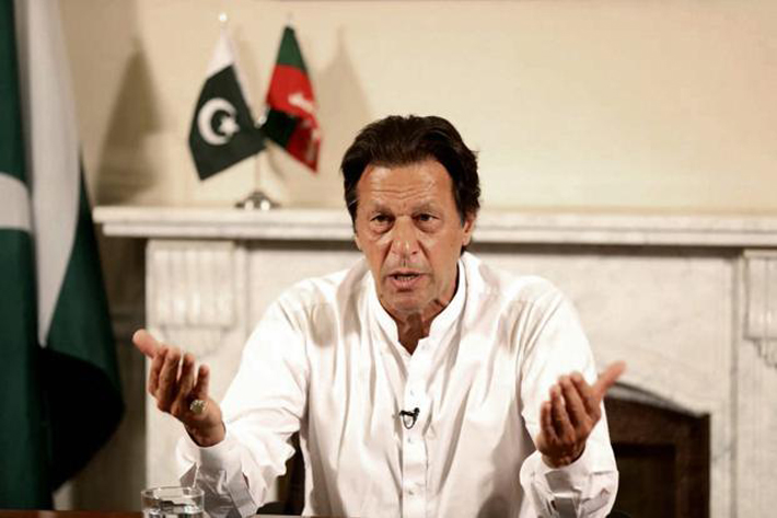 पाकिस्तानले गरिबी निवारणका लागि चिनियाँ नमूनाबाट पाठ लिने : प्रधानमन्त्री खान