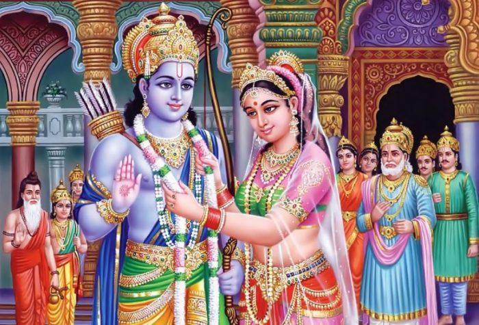 श्रीरामसँग विवाह गर्दा सीताको उमेर कति थियो ? थाहा पाउनुभयो भने तपाई छक्क पर्नुहुनेछ !