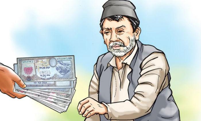 ज्येष्ठ नागरिकको सामाजिक सुरक्षा भत्ता वृद्धि