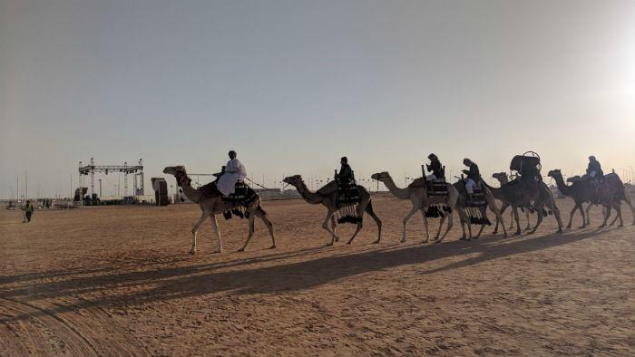 साउदी अरबले कहाँबाट ल्याउँछ पानी ?