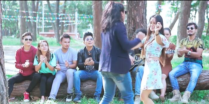 पप गायक सबिन लामाको  'लै बरी लै' को म्युजिक भिडियो सार्वजनिक [भिडियोसहित]