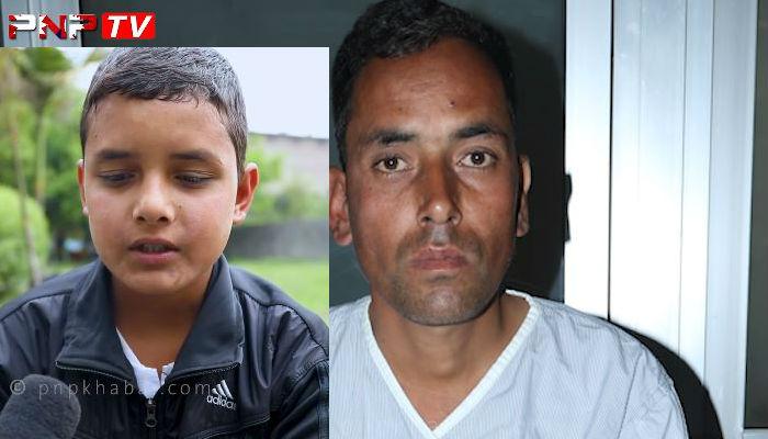 ब्रेन ट्युमर पिडित बुबा बचाईदिनु भन्दै अस्पतालबाटै १५ वर्षिय छोराको यस्तो गुहार (भिडियो)