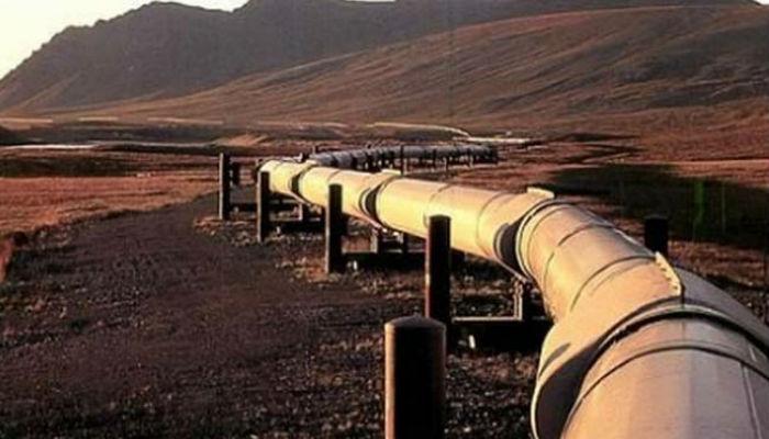 पेट्रोलियम पाइप लाइन ओछ्याउन अढाई किमी बाँकी