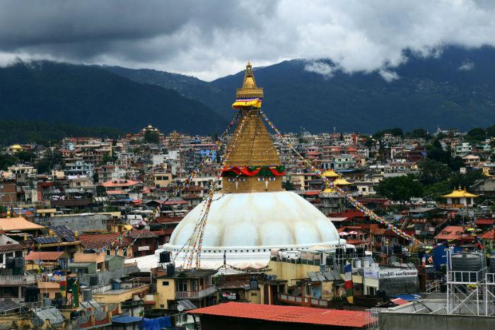 विश्व सम्पदा सूचिमा सूचिकृत बौद्धनाथ स्तूपा सुन्दर दृष्य[फोटो फिचर]