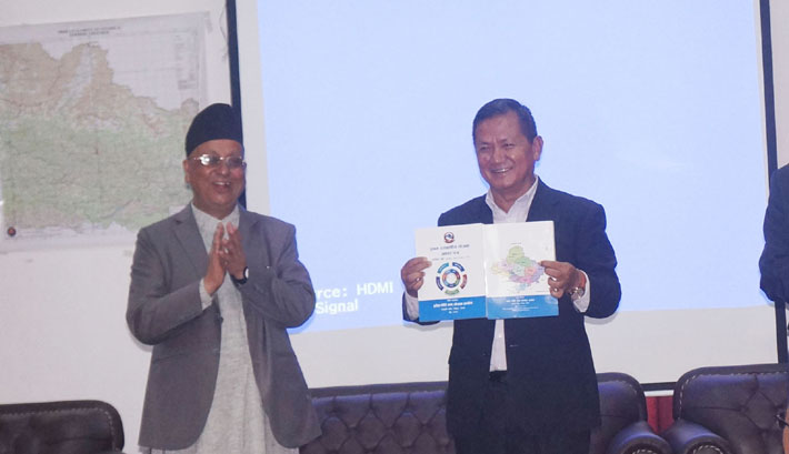 प्रदेश सरकारको पञ्चवर्षीय योजना आधारपत्र सार्वजनिक