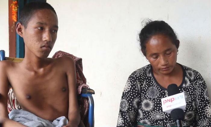 १० वर्षदेखि थलिएका कमल तामाङ पुनर्जन्मको आशमा