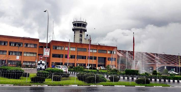 त्रिभुवन अन्तर्राष्ट्रिय विमानस्थलको आन्तरिक टर्मिनलमा 'कन्भेयर बेल्ट' सेवा शुरु