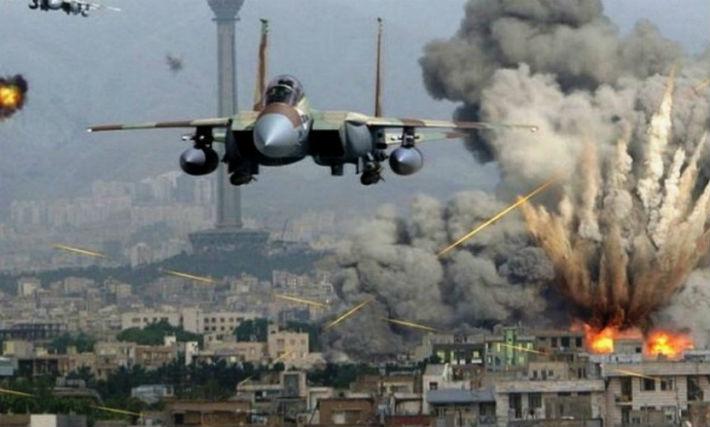 हवाई कारबाहीमा नौ लडाकू मारिए