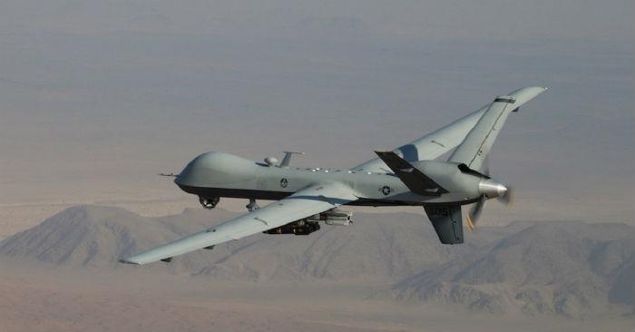 मानवरहित विमान कारबाहीमा परी पाँच आइएस लडाकू मारिए