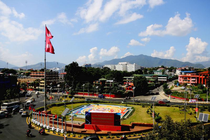 चिनियाँ पाहुनाको स्वागतमा चिटिक्क राजधानी