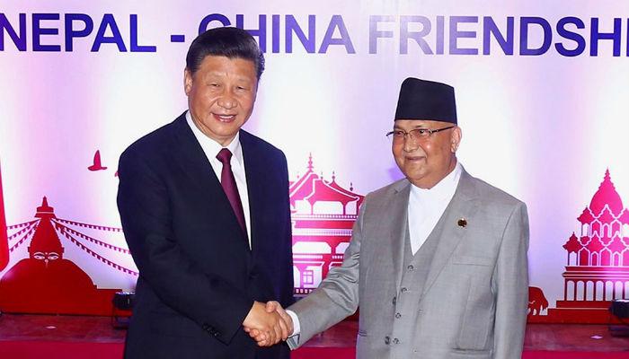 नेपाल र चीनबीच १७ समझदारी पत्रमा हस्ताक्षर