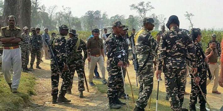 नेपाली भूमिमा भारतीय सेनाको 'गस्ती'
