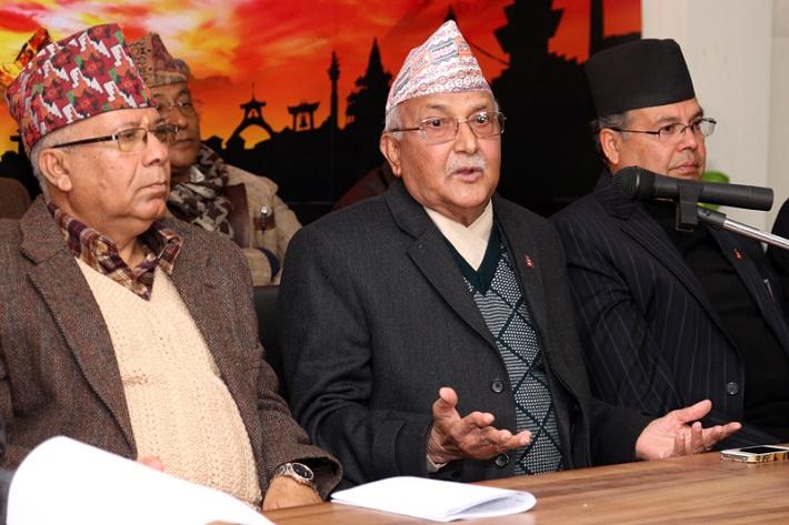 'पार्टी खोस्न कोही आएको हो भने सम्भव छैन', स्थायी कमिटी पुनर्गठन, खनाल-नेपाल पक्ष अटाएनन्