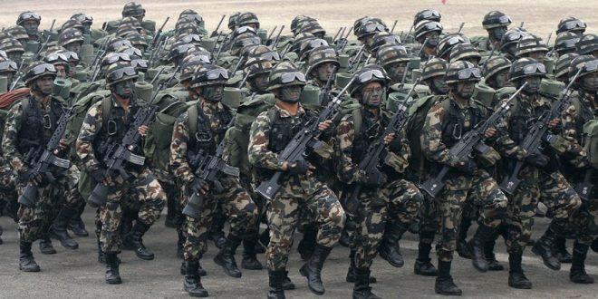 लडाइँको नयाँ-नयाँ तरिका सिक्दै सेना