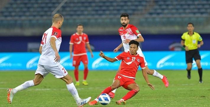 एसियन कप फुटबल छनोटको तेस्रो चरणमा नेपाल