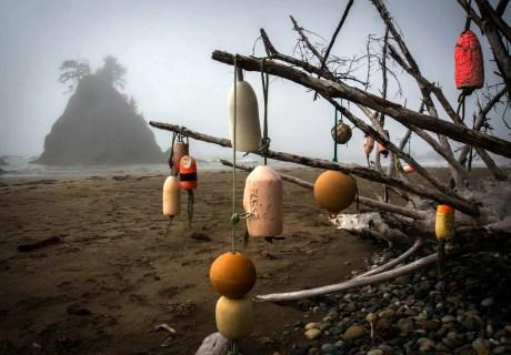 Buoys Pacific Coast