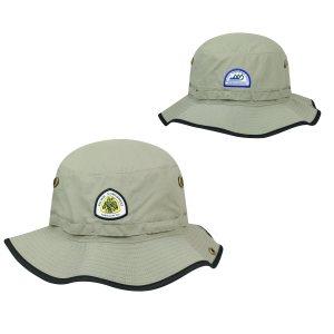 PNT Logo Bucket Hat - Khaki