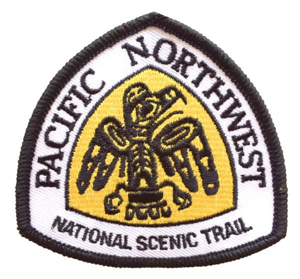 Pacific Northwest Trail Patch