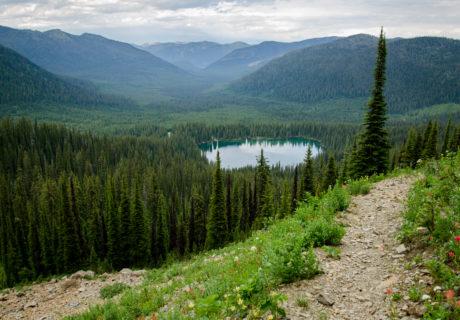 Ten Lakes Scenic Area, Kootenai National Forest