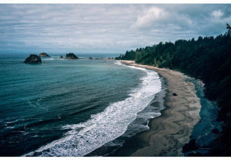 Beaches in Olympic National Park