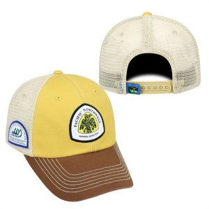 PNT trailway cap honey tobacco