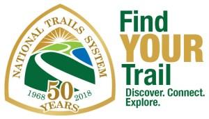Trails 50 logo