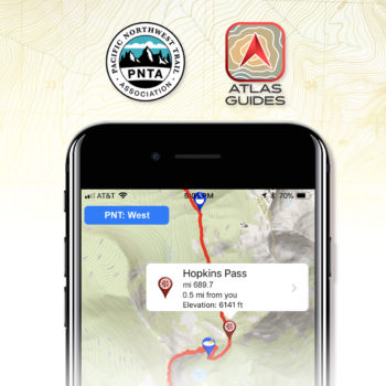 Atlas Guides App for the PNT