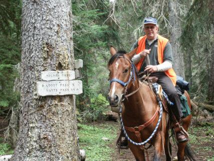 Jon Knechtel, PNTA Director of Trail Operations 2003-2016