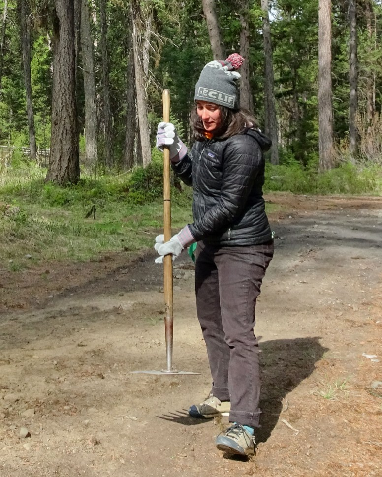 Catherine Sullivan brings conservation and youth education experience to our team.
