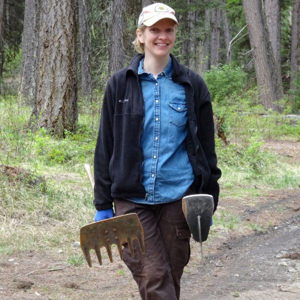Eastern Washington Regional Coordinator, Kristin Ackerman