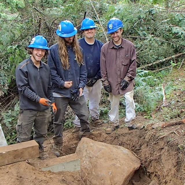 2019 PNTA - Job Corps Trail Crew
