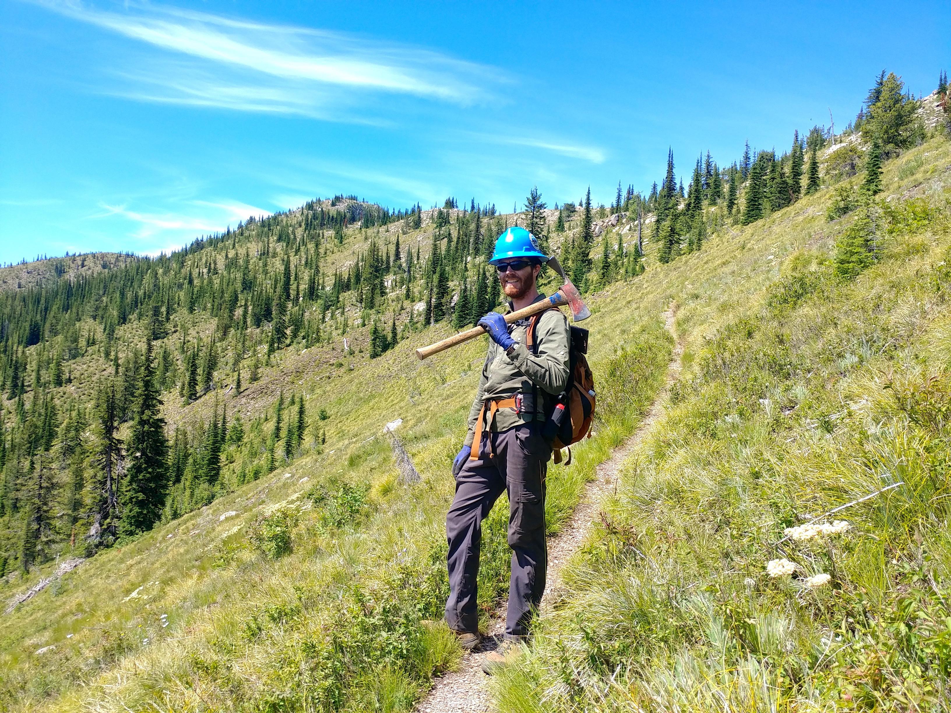 Crowell Ridge Trail