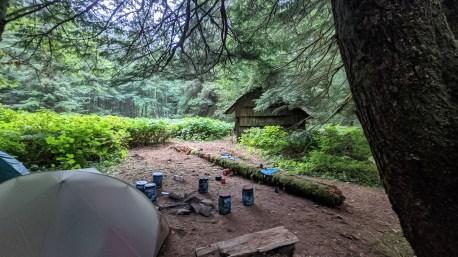 Crew Trail Camp