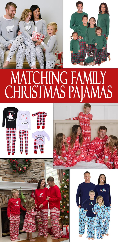 Family Christmas Pajamas Including Dog.Matching Family Christmas Pajamas You Need This Holiday