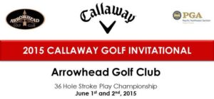 2015 Callaway Golf Invitational Banner