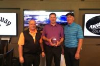 Callaway Golf Invitational Am Champ Jay Poletiek