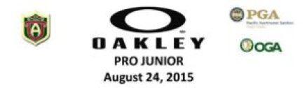 Oakley Pro Junior Banner