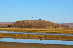 Turtle Island, a sacred site for the Standing Rock Sioux, has been the location of multiple confrontations with law enforcement.