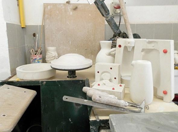 Decorazione su ceramica Pobiati e Curcio 01