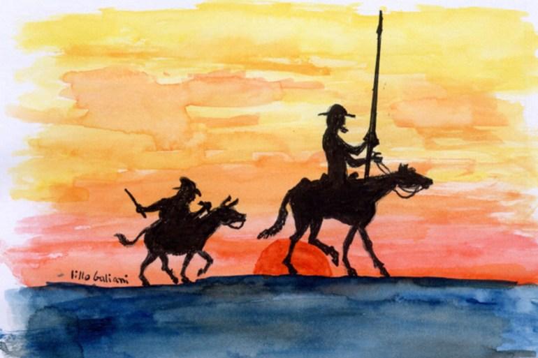 Don Quijote de la Mancha cumple 410 años | Poblanerías en línea