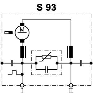 Asservissement d'un moteur à courant continu  PoBot
